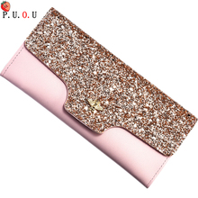 New Hot Bags for Women 2019 Wallet Lady Purses Ladies Clutch Wallets Female Fashion Long Bag Gift Card Holder Carteira Feminina