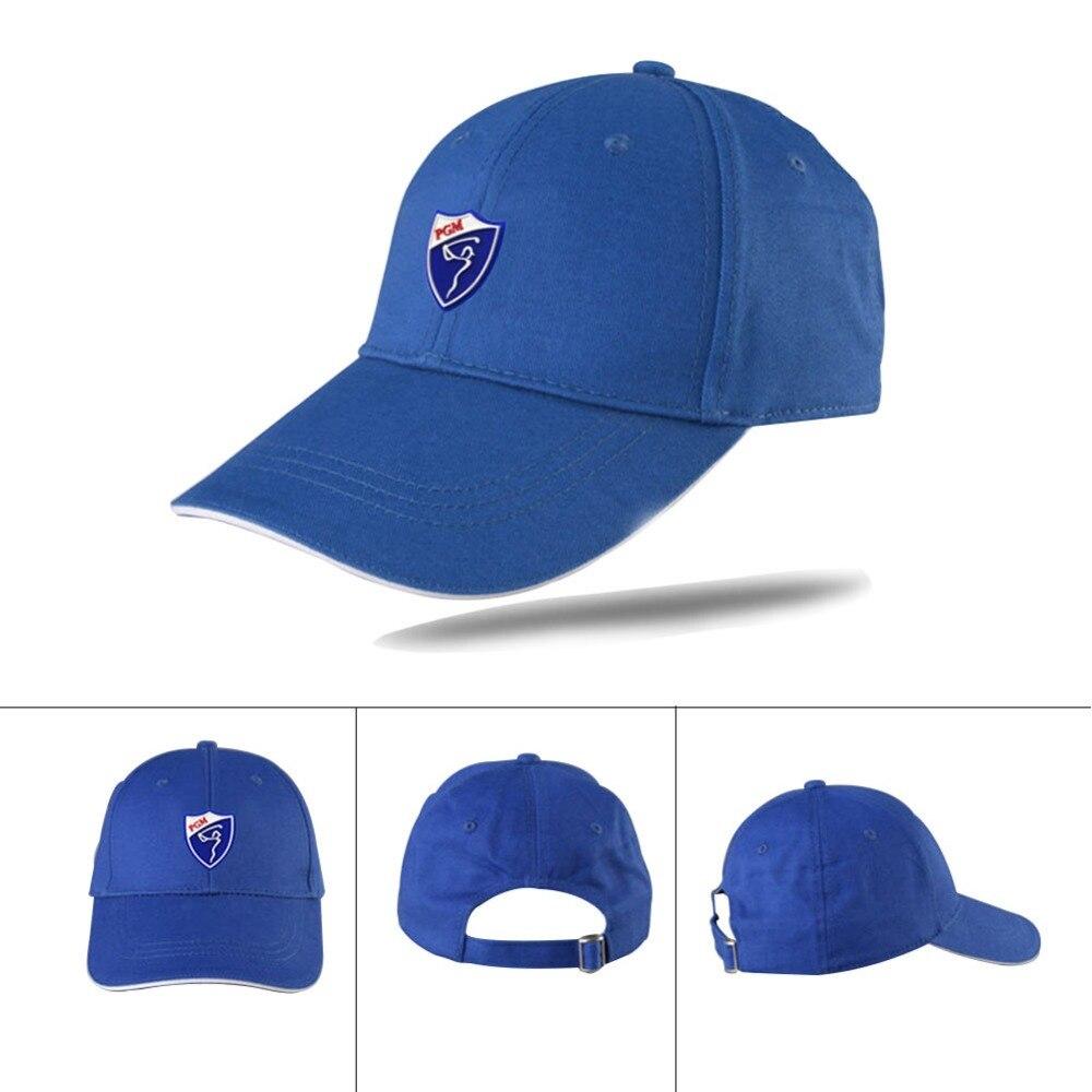 Chapéus de Algodão Marca Novidades Golf Unisex Esporte Tênis Chapéu Casquette Gorra Caps Verão Proteção uv Sunhat Cap