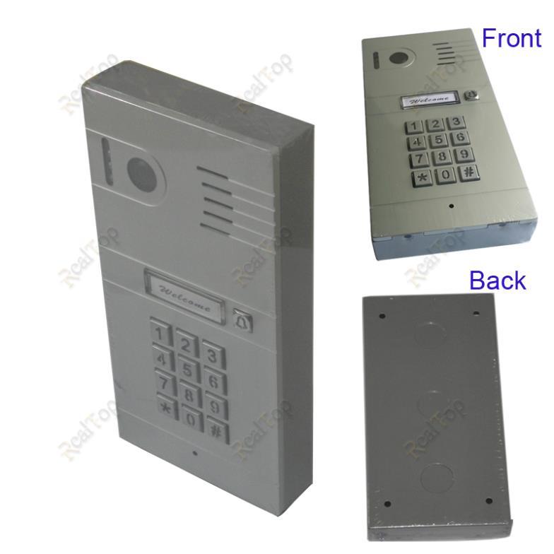 ... Global Video Door Phone Remote Contol wireless video intercom Wifi IP Video door phone unlock doors ...