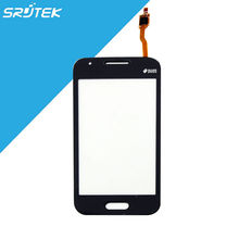 Black/White Touchscreen for Samsung G313HN/G313HU Galaxy Ace 4 Duos touch panel Replacement Front Glass Digitizer BT432