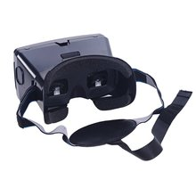 Portable 3D VR Glasses with  for Smart Phones Size Up to 3.5-6.0 in