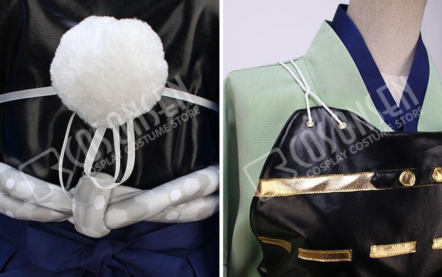 Cosplayonsen webgame touken ranbu yamatonokami yasusada cosplay traje qualquer tamanho