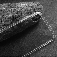 Soft Transparent iPhone Case – FREE Shipping
