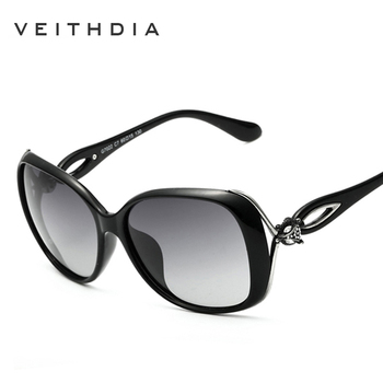 2018 New VEITHDIA Vintage Sunglasses Women Polarized Lens Sun Glasses Ladies Brand Designer gafas oculos de sol feminino VT7022