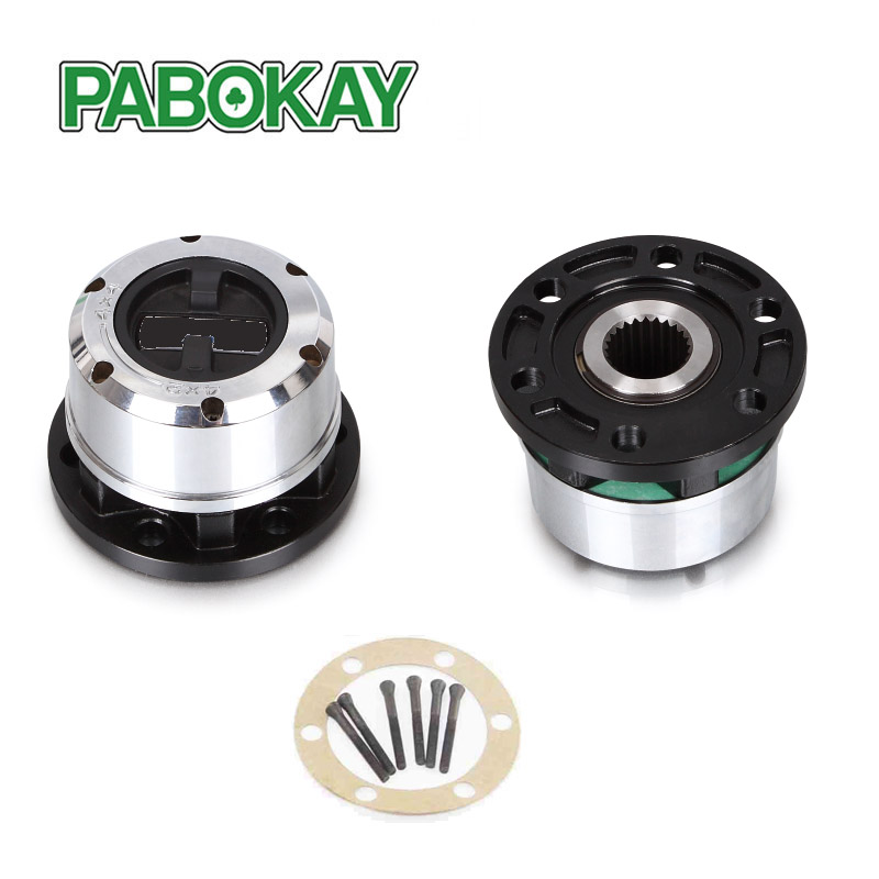 2 pieces x FOR ISUZU Jackaroo Trooper I and II 83 86 FREE WHEEL locking hubs