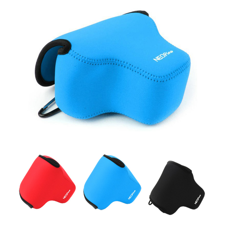 Bag Pouch Inner-Case Soft-Camera Leica Neoprene Protective-Cover Multifunctional