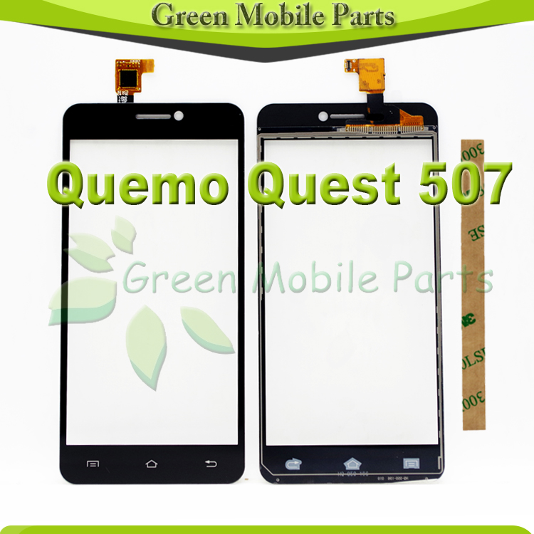 For QUMO Quest 507 5.0 inch Touch For QUMO Quest 507 Touch Screen Sensor quest protein