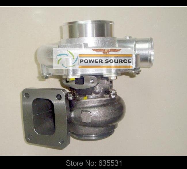 Free Ship Turbocharger Turbo only oil cooled T76 Turbine: A/R 0.68 Comp: A/R 0.80 800HP-900HP T4 Turbo charger T4 flange V-Band free ship turbo rhf5 8973737771 897373 7771 turbo turbine turbocharger for isuzu d max d max h warner 4ja1t 4ja1 t 4ja1 t engine