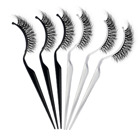 HOT SALE! False Eyelashes Applicator Extension Holder Stick Display Stand Makeup Tool Karachi