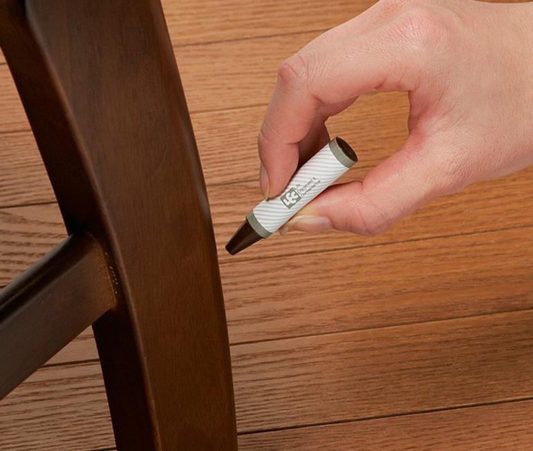 LEC светлый цвет насыщенный ремонт мебели Маркеры, деревянный пол ремонт наполнитель дефект нуля мелки Корректоры для лица Paint Pen