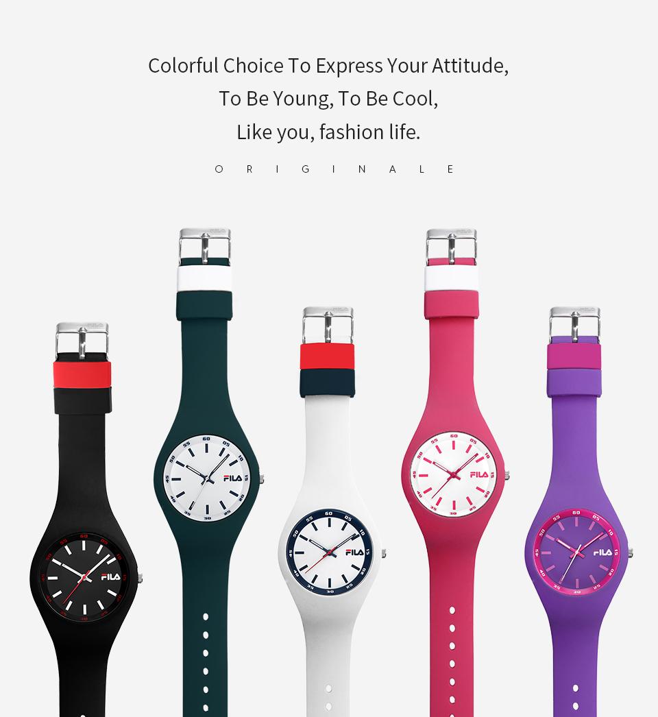 9140bf1fa30 Relógio Fila De Quartzo – Shopzeka