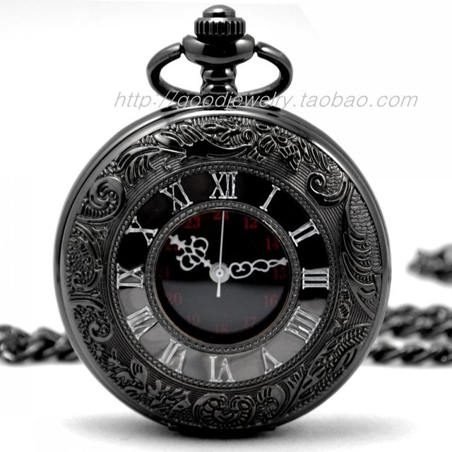 a5719988de61 Dial  45mm romana doble pantalla regalo bolsillo antiguo reloj de bolsillo  retro maquinaria de cuarzo