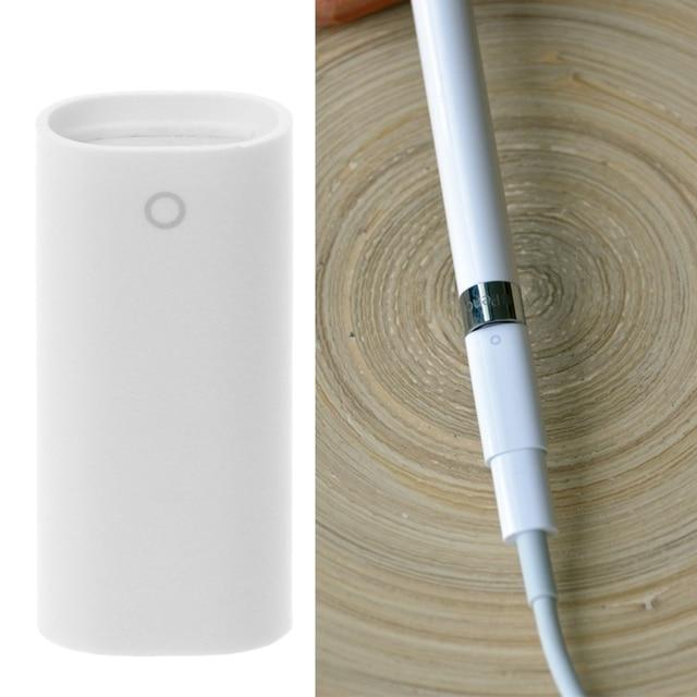 Nuevo Adaptador convertidor hembra a hembra de carga de lápiz para Apple Pencil para iPad Pro