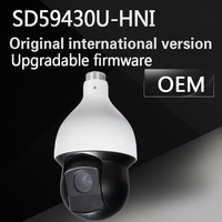 DAHUA IP Camera 4MP FULL HD 30x H 265 Network IR PTZ Dome Camera With POE