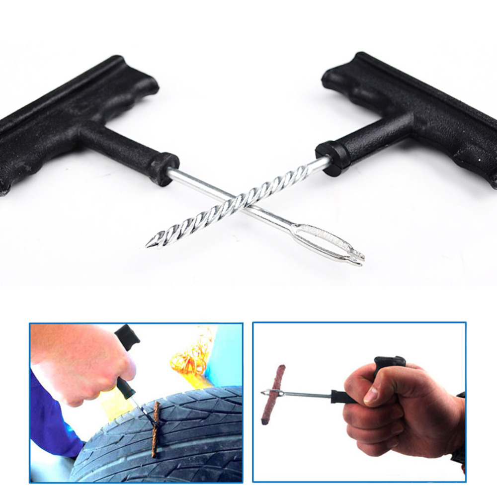 Useful! Delicate Car Tubeless Tyre Puncture Plug Repair Tools Kits Car-Styling Auto Accessories Motorcycle Bicycle Rubber Cement