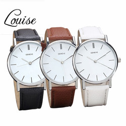 Louise 2016 hot sale top brand watch new womens leather band retro design analog alloy quartz.jpg 250x250