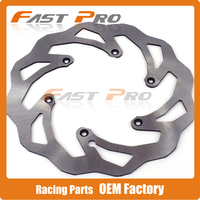 New 260MM Front Brake Disc Rotor For KTM SX XC EXC XCW 125 150 200 250 300 350 400 450 500 501 98 99 00 01 02 03 04 05 06 07 18