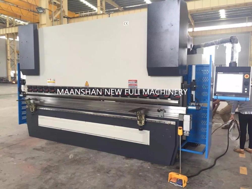 Iron Plate Press Brake Aluminum Bending Machine Hydraulic