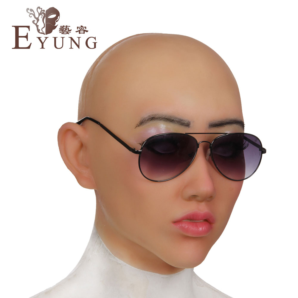 Aliexpress.com : Buy EYUNG H N6 Shivell mask full face silicone ...