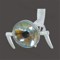 free shipping High quality Dental halogen Lamp Spotlight Side lights / Dental chair accessories