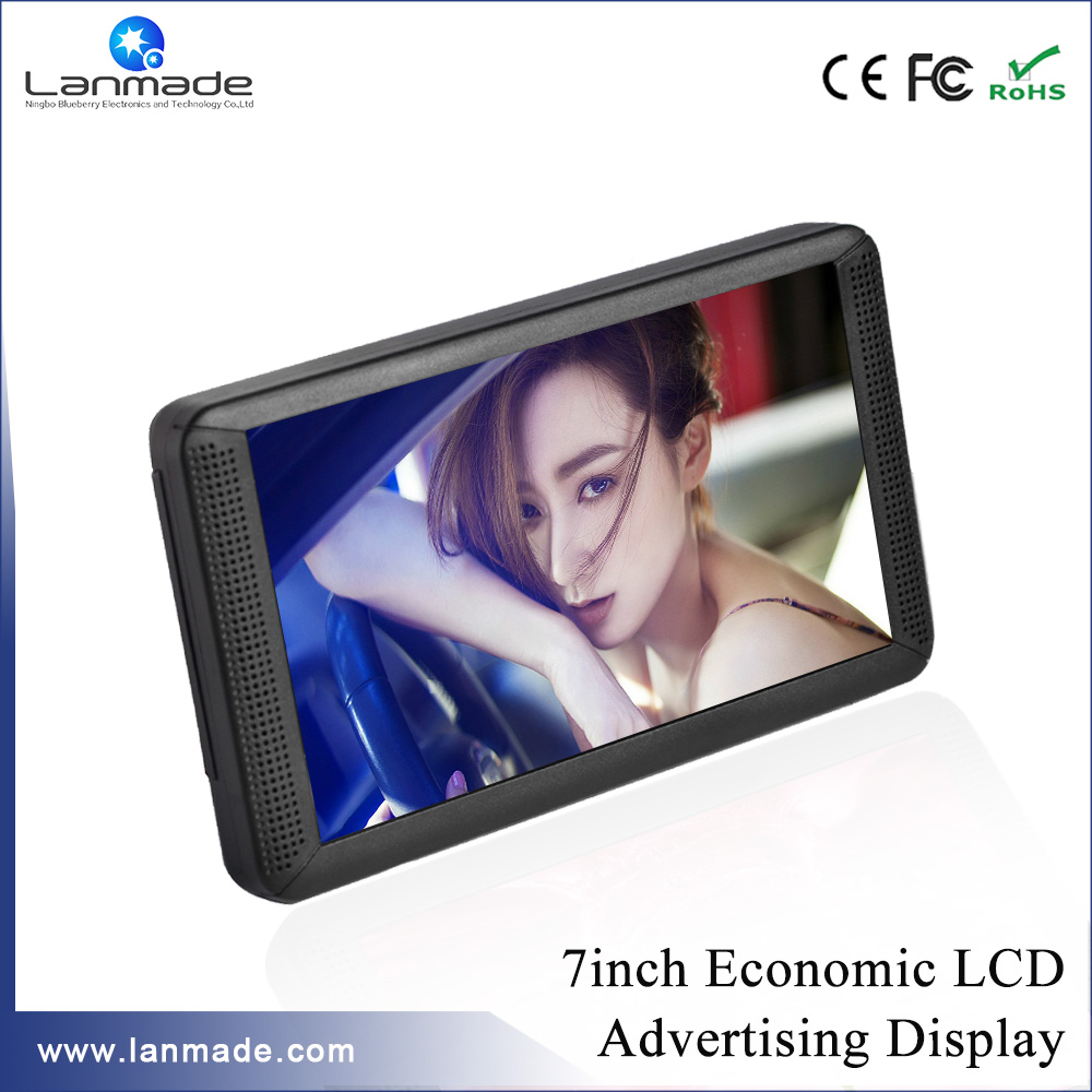 Full hd advertising display 7 inch supermarket shelf lcd of advertising cheap high quality mini digital signage oksana zhuk advertising consumption and welfare effects of advertising