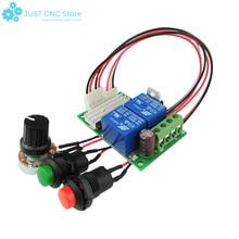 цена на PWM 12v DC Speed 6V12V24V Switch Electric Push Rod Motor Controller Button voltage regulator 220v