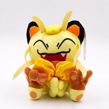 Аниме игрушка Покемон Мяут 18 см