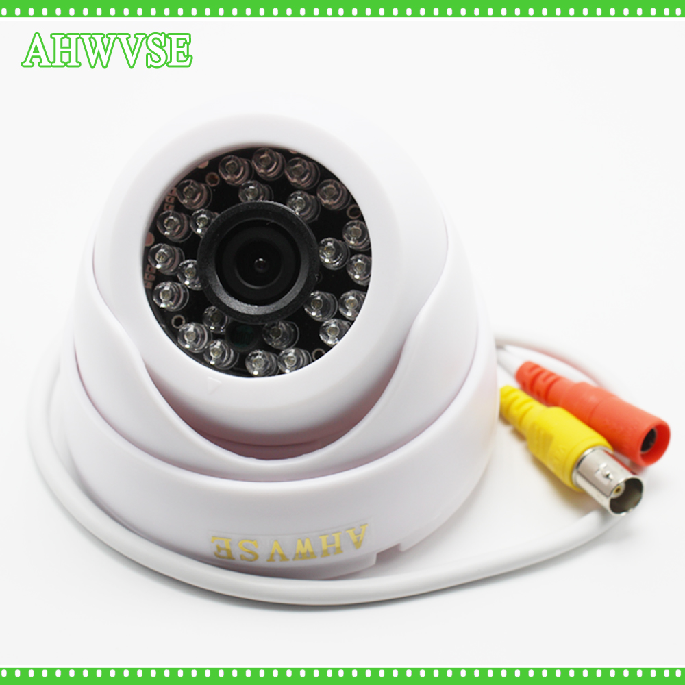 где купить AHWVSE HD 1080P CCTV Surveillance Security Indoor Dome Day Night Vision AHD Camera 2MP 3.6MM по лучшей цене