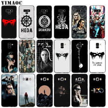 YIMAOC Heda Lexa The 100 TV Show Soft Silicone Case for Samsung Galaxy A6 Plus A9 A8 A7 2018 A3 A5 2016 2017 Note 9 8 Cover(China)