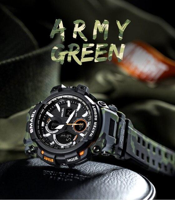 Luxvolt Stainless Steel Sport Watch 6
