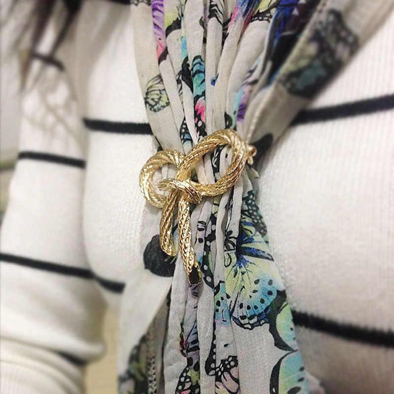 Re feminino broche esmalte pinos bowknot broches festa de casamento data arco broach buquê hijab pino broches cachecol jóias acessórios