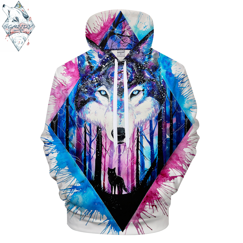 Susi3 By Scandy Girl Art 3d Sweatshirts Men 3D Print Hoodies New Fashion Men Women Hoode ...