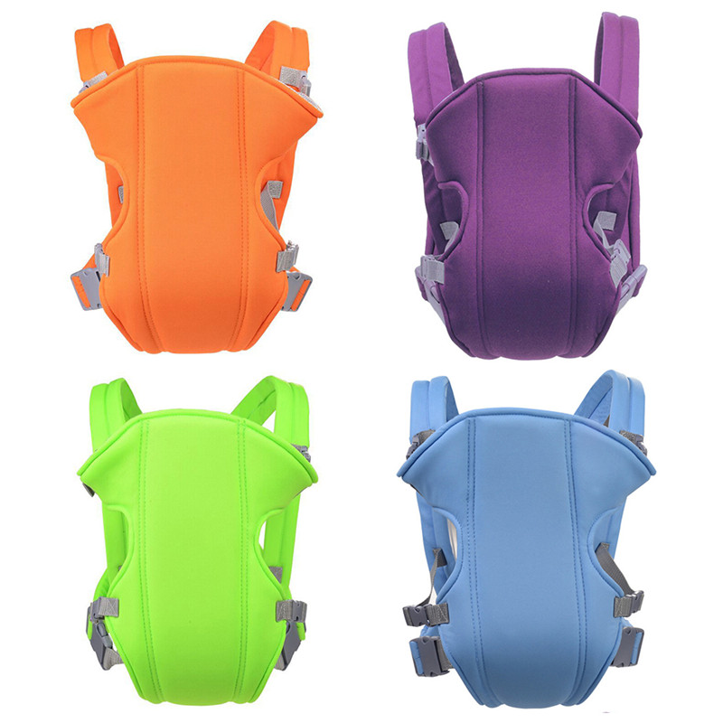 0-24Months Multifunctional Baby Carriers Breathable Front Facing Infant Comfortable Sling Backpack Pouch Wrap Baby Belt