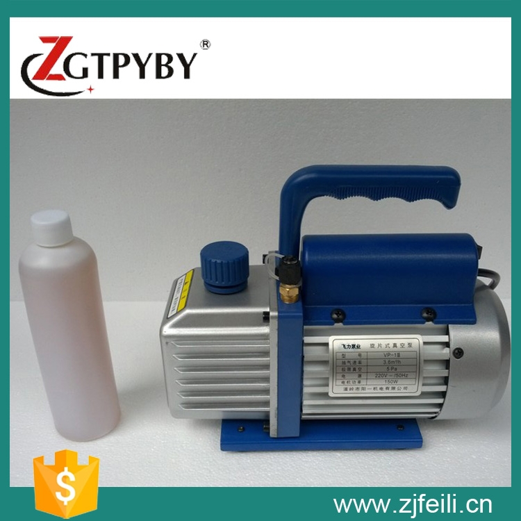 Electric Vacuum Pump Price rotary vane vacuum pump New Products Home Manual Vacuum Pump vacuum pump for milking machine