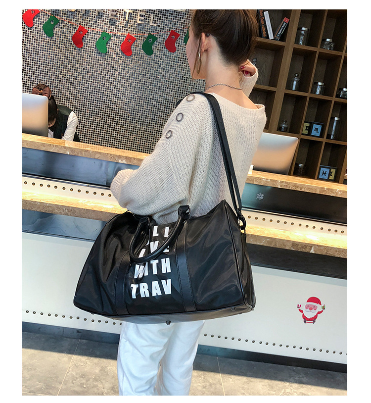 Fall in Love with Travel Bag