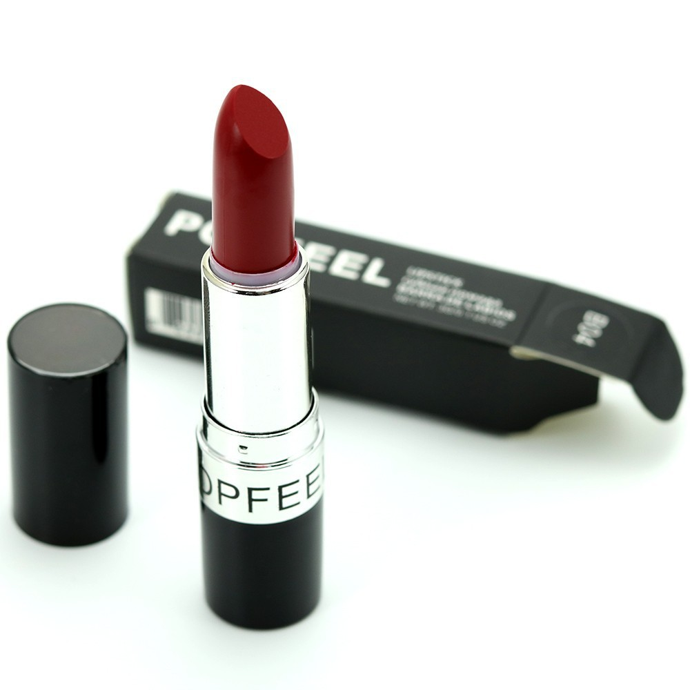 2017 Fashion Lipstick Long-lasting Moisture Matte Waterproof Lipsticker Easy To Wear Cosmetic Nude Makeup Lips
