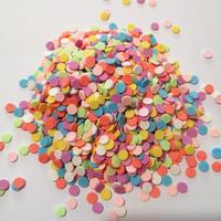 1KG Slime Clay Sprinkles For Filler For Slime DIY Supplies Candy Fake Cake Dessert Mud Decoration Toys Accessories