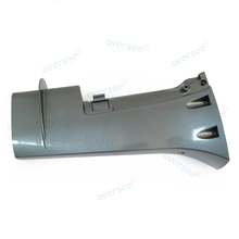 682 45111 15 4D Casing Upper LONG For YAMAHA 15HP Outboard Engine Boat Motor Aftermarket Parts