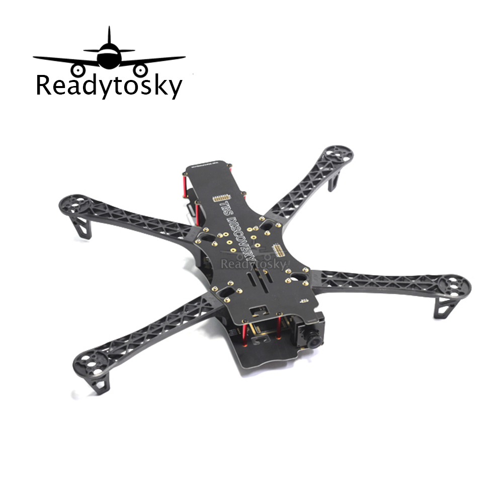 REPTILE 500-V2 Alien Multicopter PCB Vesion X500 500mm Quadcopter Frame for GoPro Multicopter TBS BlackSheep Frame
