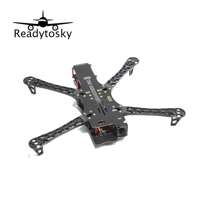 REPTILE 500 V2 Alien Multicopter PCB Vesion X500 500mm Quadcopter ...