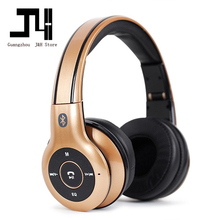 2017 Stereo Wireless Bluetooth Headset Headphones FM Audio TF Card Earphone Running Sport with Microphone For Xiaomi All Phones