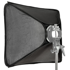 Image 5 - Godox 50 × 50 センチメートルソフトボックス (のみソフトボックス) カメラスタジオフラッシュフィット Bowens Elinchrom マウント