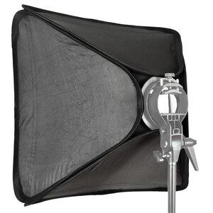 Image 5 - Godox 50x50cm Softbox  (Only softbox) for Camera Studio Flash fit Bowens Elinchrom Mount