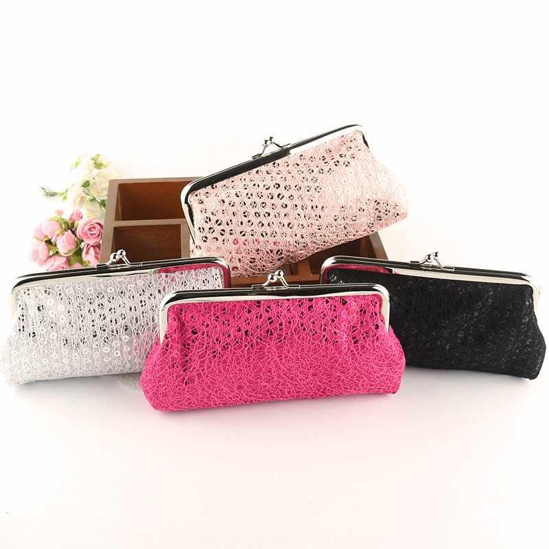 동전 지갑 여성 지갑 여성 러블리 스타일 미니 가방 레이디 작은 지갑 지갑 hasp 스팽글 지갑 클러치 파우치 키 포 셰트 1.1