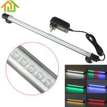 42 LED 38cm Aquarium Fish Tank Waterproof Submersible Stick Strip Light