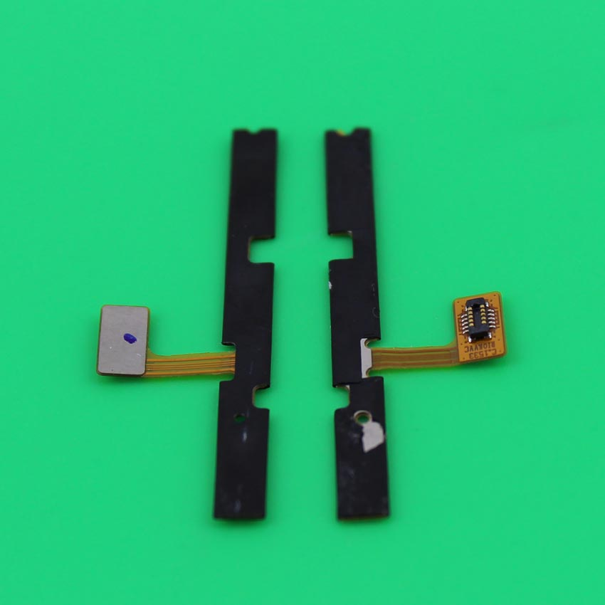 Для Huawei Ascend D199 Maimang 4 G7Plus Новый Power on/off + Объем вверх/вниз Кнопка Включения Flex кабель Запасных Частей