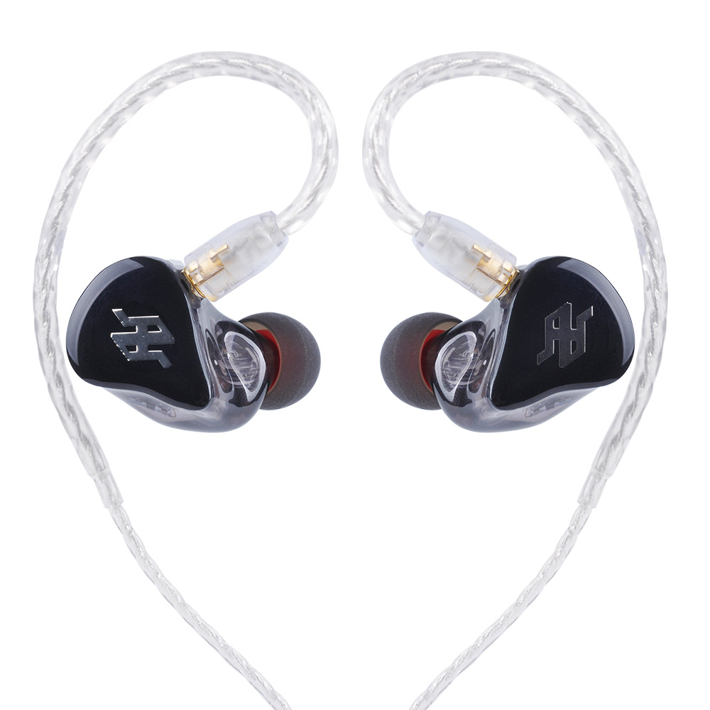 TENHZ P4 PRO In Ear Earphone 4BA Drive Unit 4 Balanced Armature HIFI In Ear Monitoring Earphones With Detachable MMCX Cable