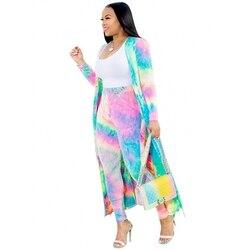 Новинка 2019, Африканский принт, эластичные Базен, мешковатые штаны, рок стиль, Дашики, рукав, известный костюм для леди/женщин, пальто и леггин...