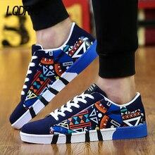 Hombres Mujeres moda Casual Zapatos Deportivos de Malla de Aire Respirable Cesta Entrenadores Zapatillas Para Caminar Masculinos Plana Impresa Color Mezclado