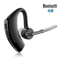 V8 Business Stereo Wireless Bluetooth Headset Voice Control Speech Number Wireless General Purpose Vehicle Special Earphone